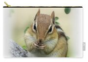 Hippy Chip - Chipmunk - Vertical Carry-all Pouch