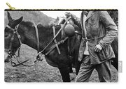 Hiram Bingham (1875-1956) Carry-all Pouch
