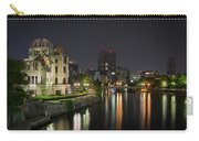 Hiroshima At Night Carry-all Pouch