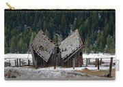 His And Hers Barn 1 Carry-all Pouch