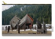 His And Hers Barn 3 Carry-all Pouch