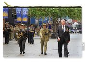 His Excellency General The Honourable David Hurley Carry-all Pouch