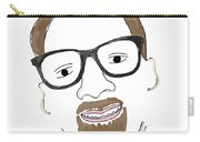Hipster Him Carry-all Pouch