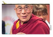 His Holiness The 14th Dalai Lama Photo By Christopher Michel 2012 Carry-all Pouch