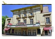 Historic 1920s Revived Lucas Theater Carry-all Pouch