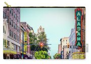 Historic Alabama And Lyric Theatres Carry-all Pouch