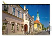 Historic Architecture Of Town Bjelovar Carry-all Pouch