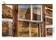 Historic Bannack Mining Reflections Carry-all Pouch