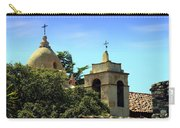 Historic Carmel Mission Carry-all Pouch