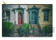 Historic Doors Of Charleston On Bull St Carry-all Pouch
