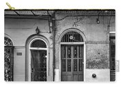 Historic Entrances Bw Carry-all Pouch