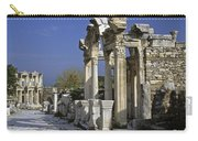 Historic Ephesus Carry-all Pouch