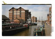 Historic Gloucester Docks Carry-all Pouch