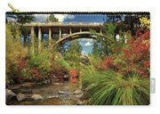 Historic Highway Bridge - Susan River Carry-all Pouch
