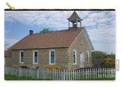 Historic Hinerville Schoolhouse  Carry-all Pouch