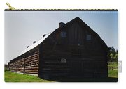 Historic Horse Barn Carry-all Pouch