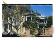 Historic Houses In A City, Charleston Carry-all Pouch