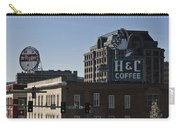 Historic Landmark Signs Roanoke Virginia Carry-all Pouch