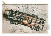 Historic Melbourne Tram Adventure Carry-all Pouch