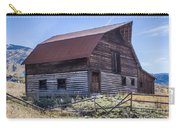 Historic More Barn Carry-all Pouch