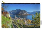 Hiking In Hallstatt Carry-all Pouch