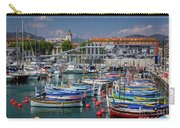Historic Port Of Nice, France Carry-all Pouch