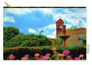 Historic Rochester Gardens Carry-all Pouch