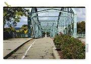 Historic South Washington St. Bridge Binghamton Ny Carry-all Pouch