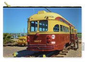 Historic Trolley Carry-all Pouch