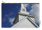 Historic White Church Carry-all Pouch