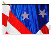 Historical American Flag Carry-all Pouch