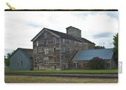 Historical Barron Wheat Flour Mill In Oakesdale Wa Carry-all Pouch