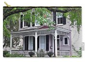 Historical Home In Wilmington Carry-all Pouch