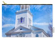 Historical Old First Church Carry-all Pouch