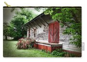 Historical Train Station In Belle Mina Alabama Carry-all Pouch