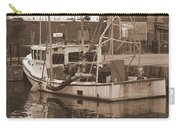 Historical Waterfront  Carry-all Pouch