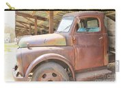 History On Wheels Carry-all Pouch