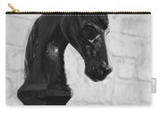 Hitching Post Art Carry-all Pouch