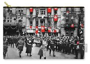 Hitler With Goering And Himmler Marching In Munich Germany C.1934-2016  Carry-all Pouch