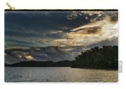 Hiwassee Lake From Hanging Dog Recreation Area Carry-all Pouch