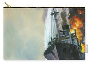 Hk Thirty Three  The Deadly Penguin Carry-all Pouch