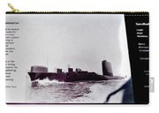 Hmas Onslow History Carry-all Pouch