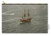 Hmb Endevour Enters Sydney Harbour Carry-all Pouch