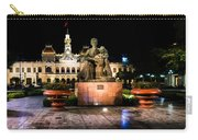 Ho Chi Minh City Hall At Night Carry-all Pouch