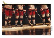 Hockey Reflection Carry-all Pouch