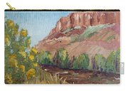 Hogback In Early Fall At Watson Lake Carry-all Pouch