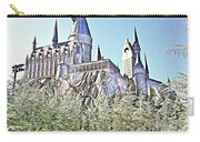 Hogwarts - Islands Of Adventure, Florida Carry-all Pouch