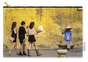 Hoi An Tan Ky Wall Hawker 13 Carry-all Pouch