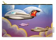 Hold On Tight Carry-all Pouch by Cindy Thornton