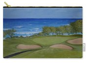 Hole 17 - Wailua Golf Course On Kauai Carry-all Pouch